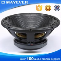 LF18K810 125mm/5inch coil 1000w 18 inch pa speaker powerful pa subwoofer amplifier price for live show/night club
