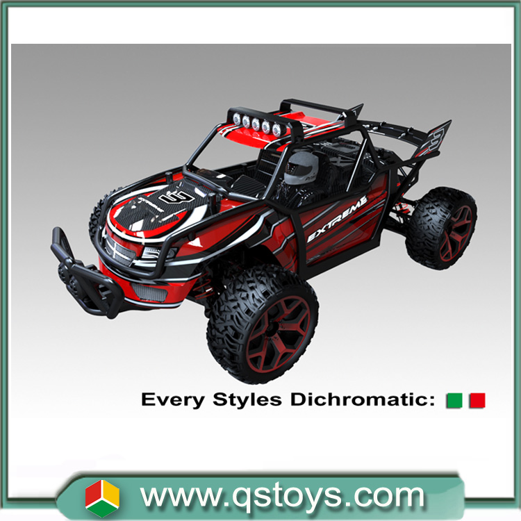 2016 High quality 1:18 2.4G high speed rc buggy cheap 4WD off raod car