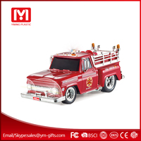 Fire fighting rc truck toys jeep toys remote control