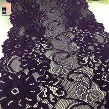 High Quality Factory Wholesale Spandex pure white rachel lace Fabric In Europe