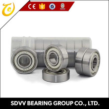 deep groove ball bearing price for miniature ball bearing 62302 2RS1 15x42x17mm
