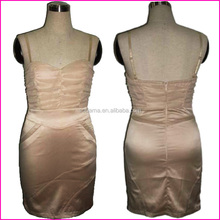 Professional clothing factory OEM&ODM all kinds of lady suspender dresses