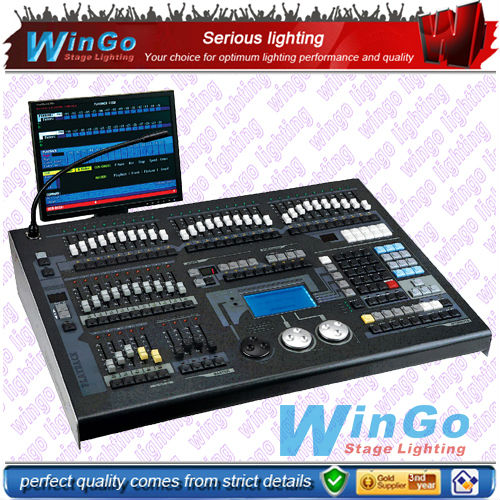 WG-F1002 programmable christmas light controller/mini dmx lighting controller / stage lighting dimmer pack controller