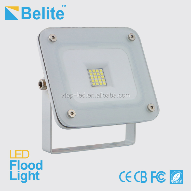 3 years warranty CE ROHS TUV 10W indoor SMD led flood light