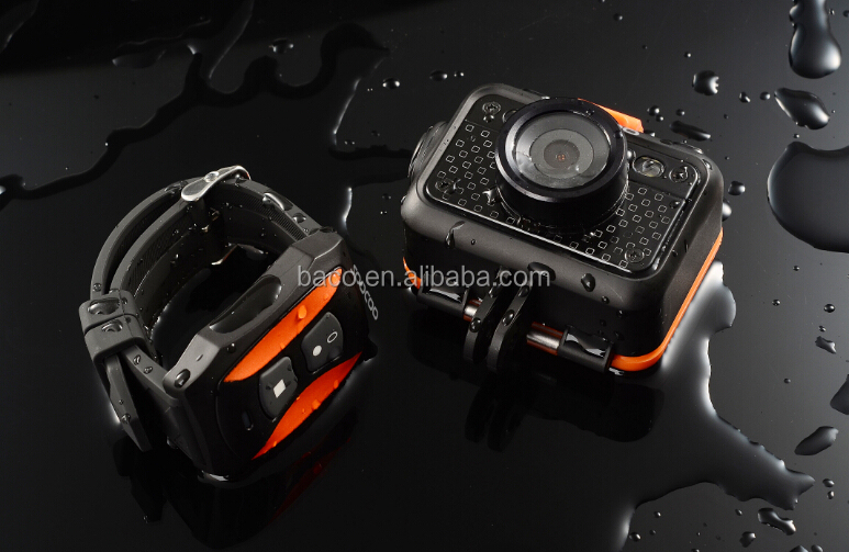 SOOCOO Full 1080P HD Wi-Fi waterproof remote contral soocoo s60 actions camera