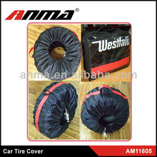 uv protection tire covers car covers/car spare tire cover