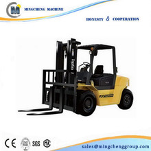 Supply forklift truck attachment