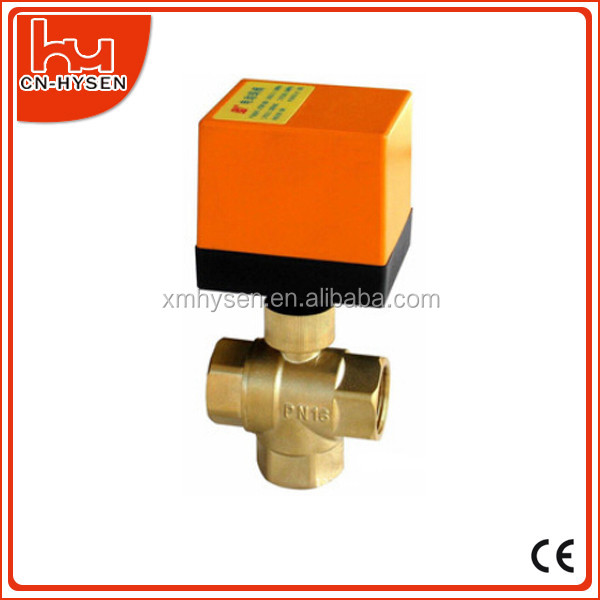 220VAC 2 Way electric valve actuator small