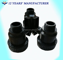 1 1/4'' male thread PVC Single Union Ball Valve dn32 for irrigation