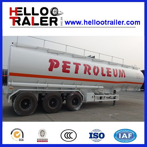New 2 or 3 Axles 30000 Liters Crude Petroleum Trailer