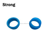 Extruded Silicone NBR EPDM Viton Fluorine Rubber O Ring Cord In Custom Thickness