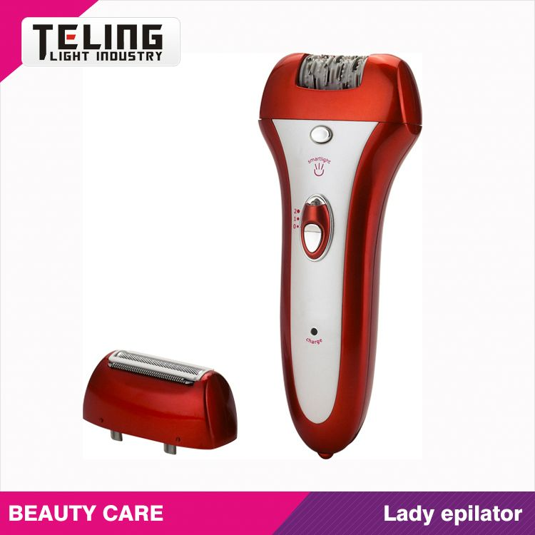 hot sell rechargeable epilator manual