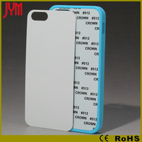 wholesale 6 colors sublimation material case for iphone 5s silicone soft tpu OEM