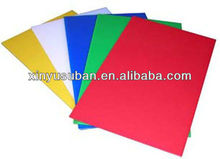 HL laminated PVC Foam sheet