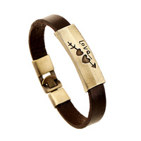 GTD039 Earth Couple Bracelet Korea Fashion