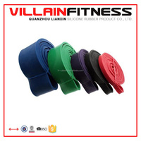 Crossfit Power Super Resistance Loop Bands Workout Trainer Fitness Set, Pull Up Power Bands