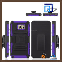 New Arrival Popular heavy duty armor TPU+PC 3 in 1 case with rugged belt For Samsung Galaxy Note 5 lowest price