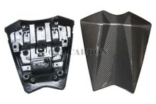 Carbon fiber motorcycle SEAT COVER for Yamaha FZ8 2011