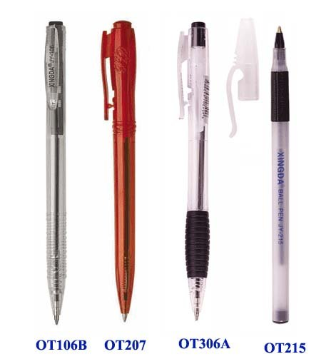 cheaper plastic promotion discount ball point pen