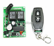 2015 top sell 2ch rf remote control switch relay CY402PC