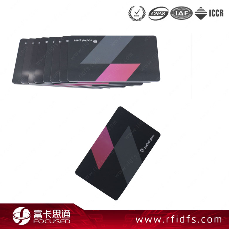 safe programmable readable writable nfc plastic hotel key rfid card for door access control