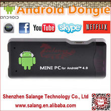 New 2014 Factory price made in china android dvb-t dongle by salange