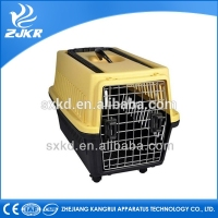farm animal plastic and wire Pets Cage carrier for dog cat rabbit