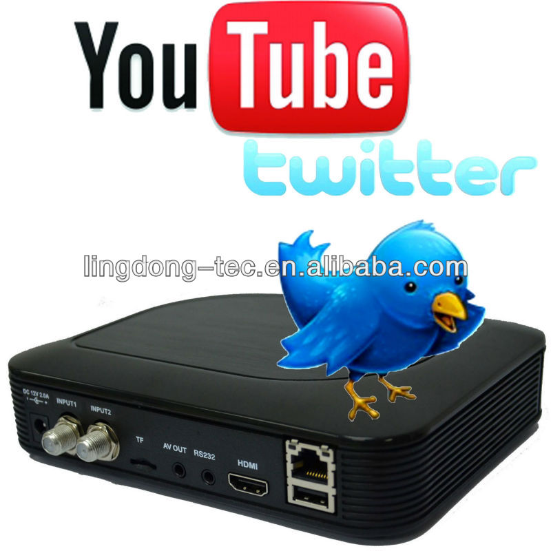 Vivobox i3 android DVB-S youtube chinese movie