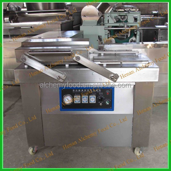 automatic french fries vacuum packing machine/ industrial french fries machine