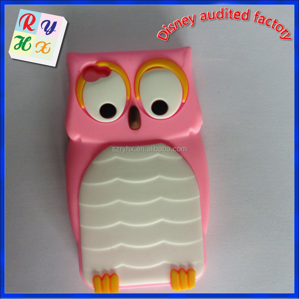New Products cute animal shape hot selling mobile phone cover for <strong>q</strong>