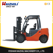 Material handling equipment chinese new 3 ton small portable diesel forklift truck price for sale
