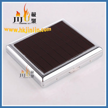 JL-010N YiwuJinlin High Quality Can Pack 20pcs DIY Cigarette Case Leather of China