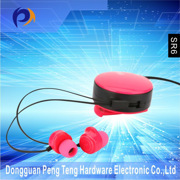 funny high technology for el earphone