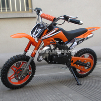 10 Inch Big Wheel 49cc Dirt Bike Higher Motorcycle for Children