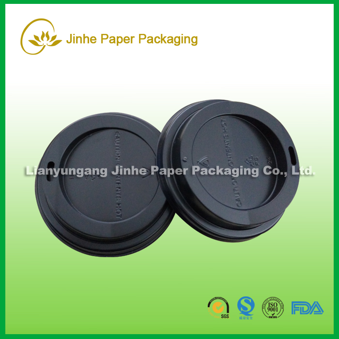 custom disposable paper coffee cup lid /cup cover