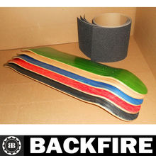 "Backfire 2013 the new 5 SKATE DECKS + 5 PRO BLACK GRIPTAPE SKATEBOARD BOARD MAPLE PROFESSIONAL 8"" 8.0"