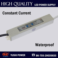 high quality waterproof constant current led driver dc50-85v 300ma 25w led emergency power supply