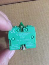 TEKNIC XB2 series pushbutton switch contact block ZBE-102