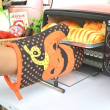pot holder and oven mitten,printing cotton kitchen sets