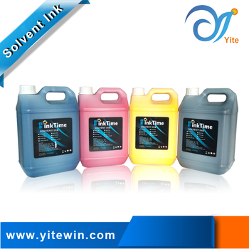 High quality original suitable for Myjet printer use Xaar 128 solvent ink
