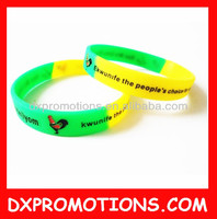 OEM cheap custom silicone bracelets/silicone band