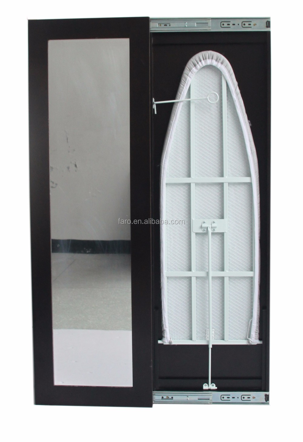 Hot sale!2016 fanrong new 5% off cheap new style wall mounted ironing board,made in china