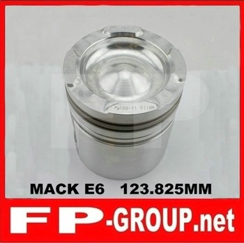 Mack trucks engine piston 57GC258A 350-4V