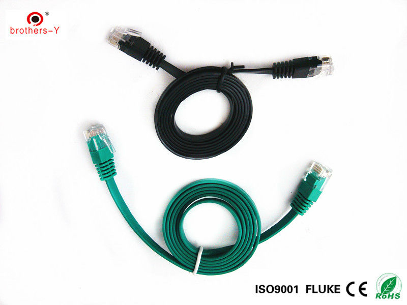 factory direct china flexible utp cat6 krone patch cable for sale