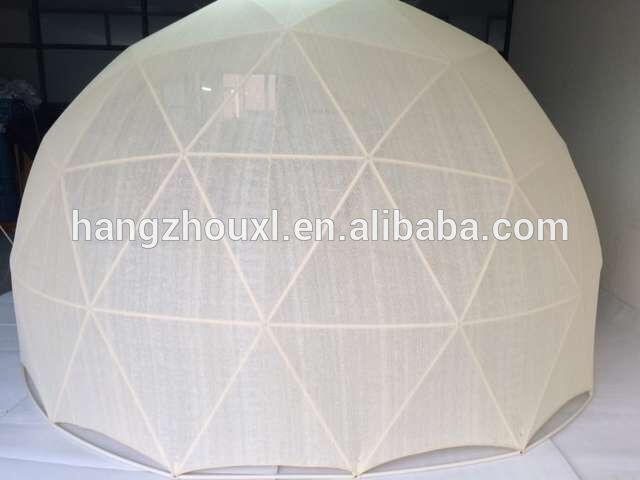 Professional green house garden/giant inflatable dome tent factory directly