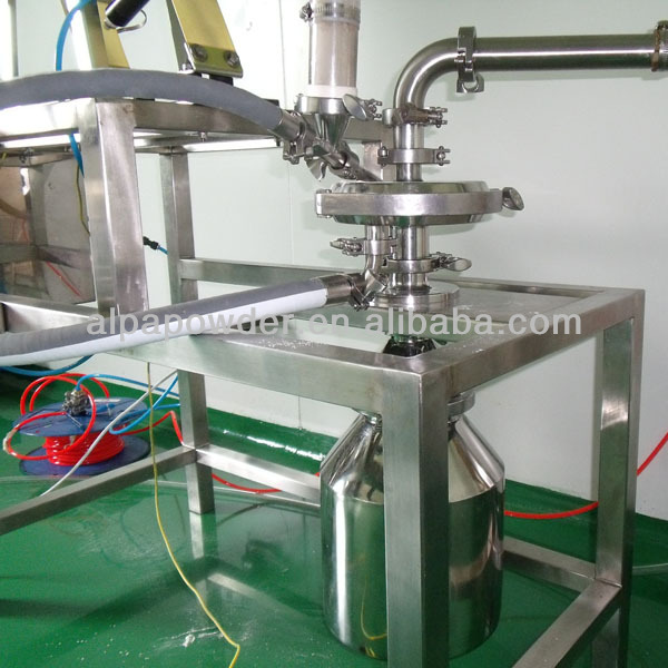 Spiral Micronizer Jet mill Medical Laboratory Equipment