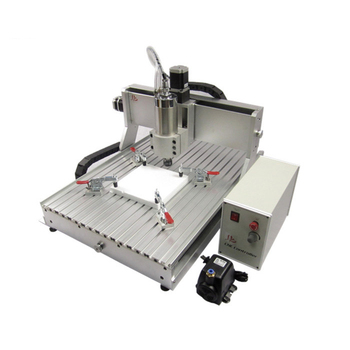 Mini CNC router LYCNC6040Z-VFD2.2KW 3axis milling engraving machine