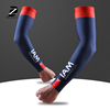 hot sell summer sun protective gloves driving ice silk arm sleeves