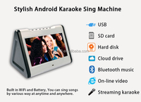 10.1'' Android Portable Karaoke Player With SD/Wifi/USB