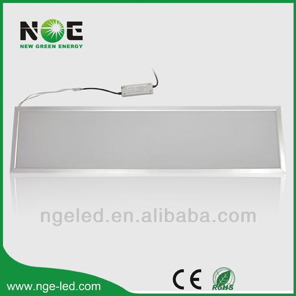 High brightness 1200X300 5630 SMD 72w surface led panel